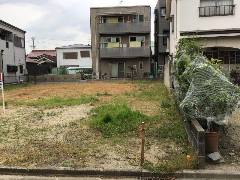茨木市上中条2丁目分譲地 3号地(建築条件付売土地)