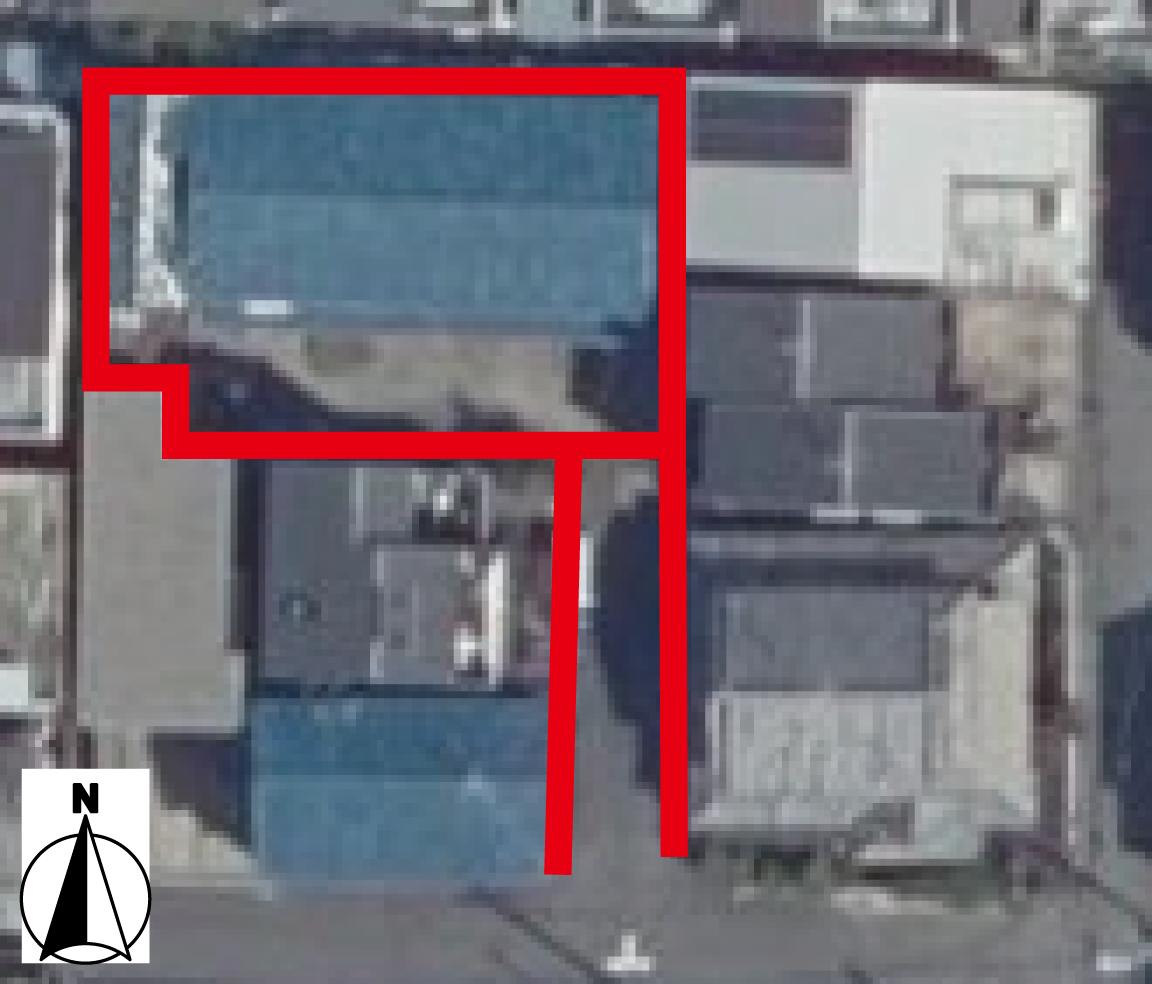 茨木市上泉町売土地 (建築条件無売土地)
